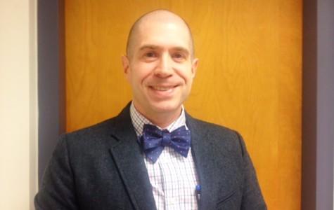 Faculty Friday: Sean McGrath, math teacher