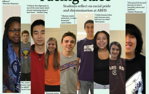 Students speak out on racial diversity