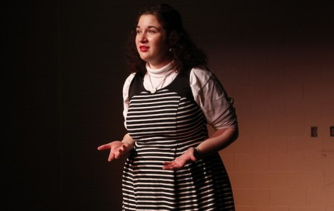 Poetry Out Loud semi-finalists perform