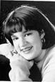 Social studies teacher Amelia Braun as a student in 2000.