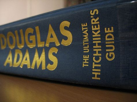 Why Hitchhiker's Guide?