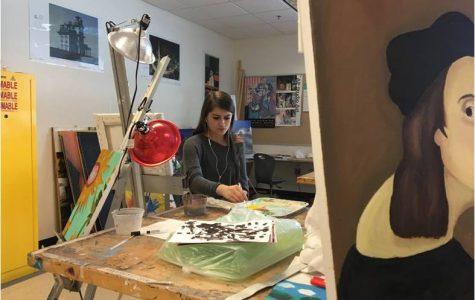 Acrylics, watercolors, oils: explore Algonquin's art classes
