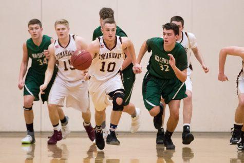 Boys' basketball shoots for success, camaraderie