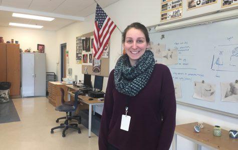 Faculty Friday: Danielle DeCiero