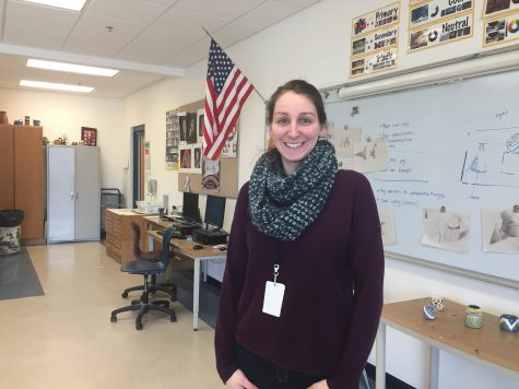 Faculty Friday: Danielle DeCiero