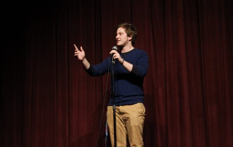 Students perform in Poetry Out Loud school finals