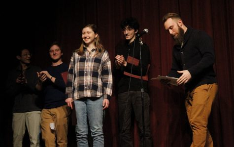 Poetry Out Loud school finalist recites verse at State Finals