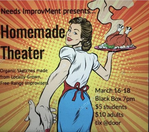 Needs ImprovMent entertains with original, humorous sketches