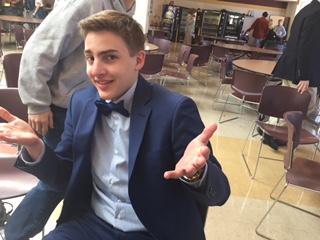 Junior Wednesday: Nick Francalancia