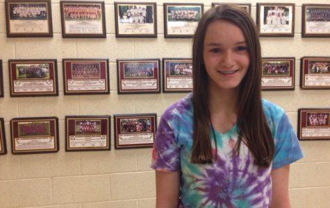 Freshman Monday: Anna Lidsky