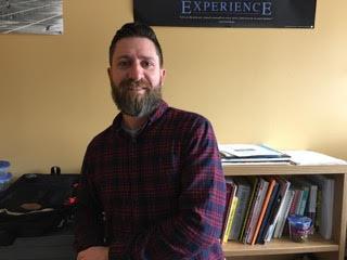 Faculty Friday: Conor Brosnan