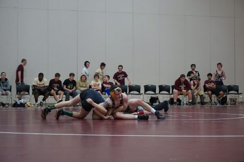 Wrestling secures titles, success in post-season tournaments