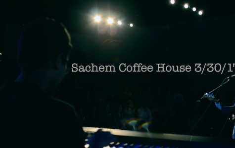 VIDEO: Sachem Coffee House amazes crowd with array of talent