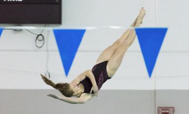 PROFILE: Freshman Meschisen dives into success