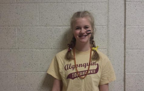 Freshman Monday: Elizabeth Webb