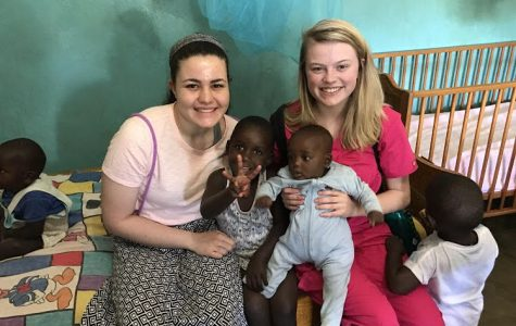 Senior embarks to Africa for medical mission trip