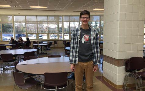 Junior Wednesday: Nick Carulli