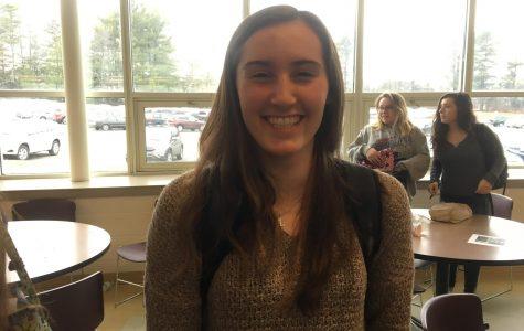 Freshman Monday: Lucy Gauvin