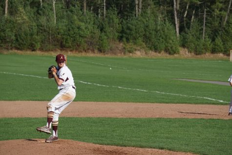 Boys' baseball pitches positive expectations for rest of season