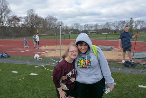 Unified track allows for friendships, competition, unity in school community