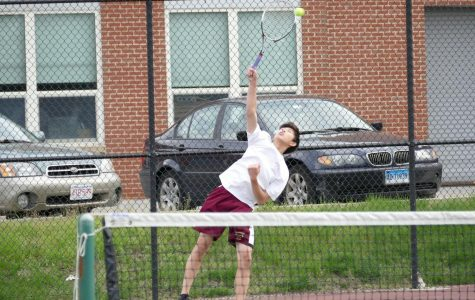 Boys' tennis swings for championships after big win early in season