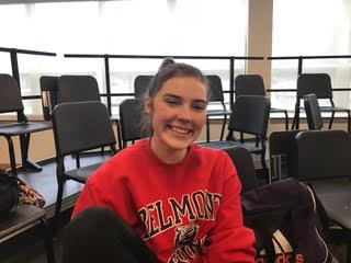 Sophomore Tuesday: Julia Howard
