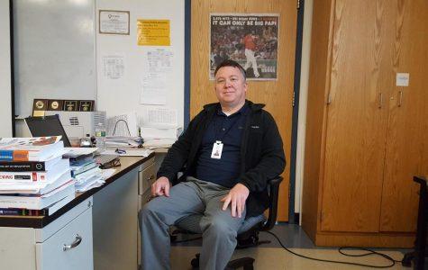 Faculty Friday: Daniel Forhan