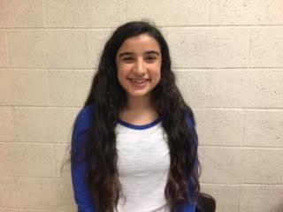 Junior Wednesday: Daphne Binto