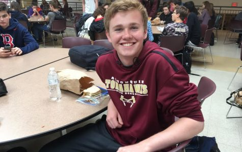 Sophomore Tuesday: Colin Hartnett