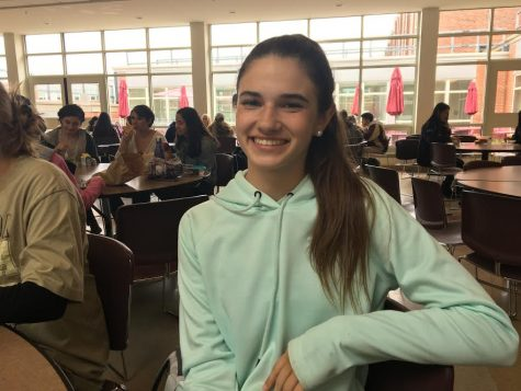 Junior Wednesday: Kayla Burns