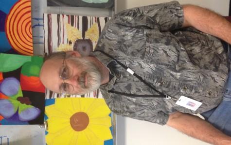 Faculty Friday: George Hancin, art teacher