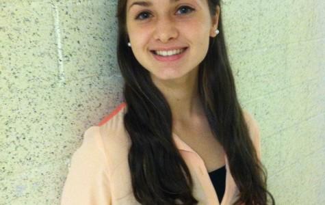 Sophomore Tuesday: Kendall Sweeney