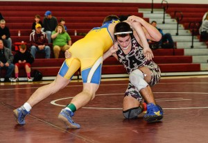 Wrestling: grappling with success
