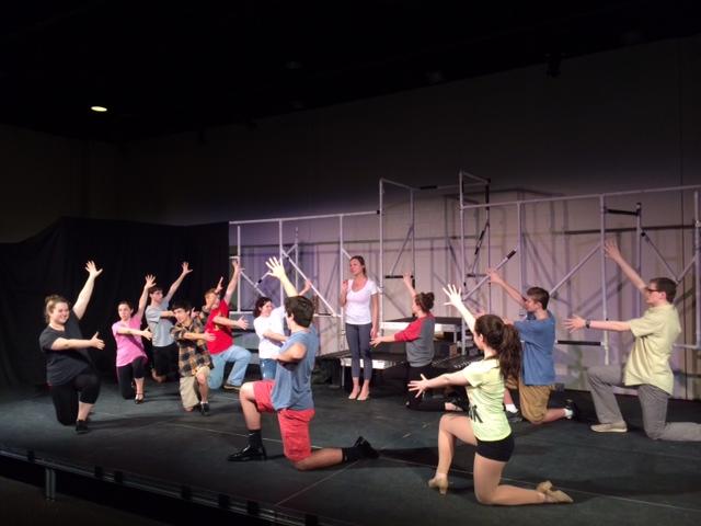 The+cast+rehearses+on+May+21.