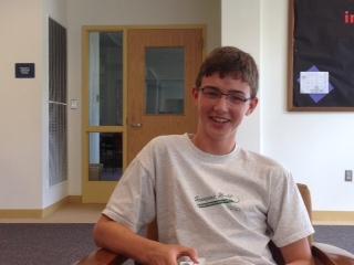 Sophomore Tuesday: Matt Hurley