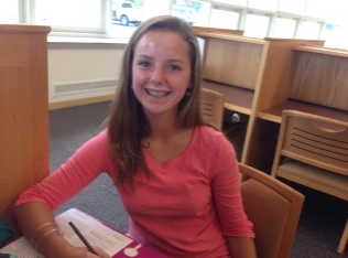 Sophomore Tuesday: Bridget Kiley