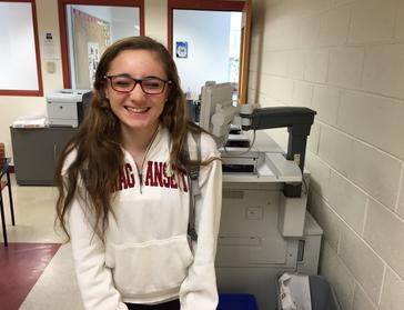 Junior Wednesday: Lily Scearbo