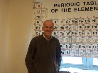 Faculty Friday: Gerald Cushing