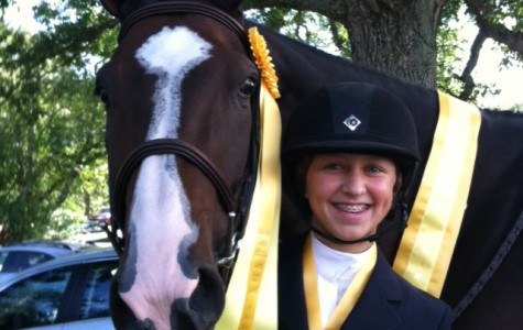 Krinsky rides to success with dedication, hard work