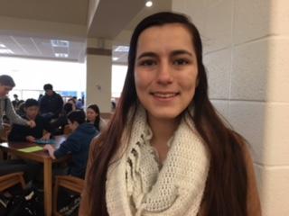 Junior Wednesday: Christine Bernard