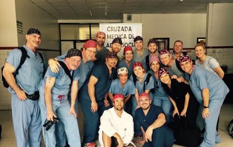 Francalancia travels to Ecuador for volunteership