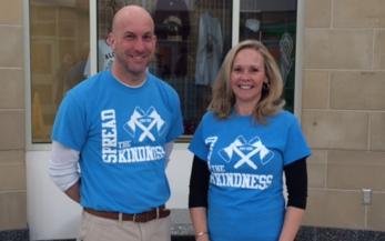 "Teachers strive to ""Spread the Kindness"""