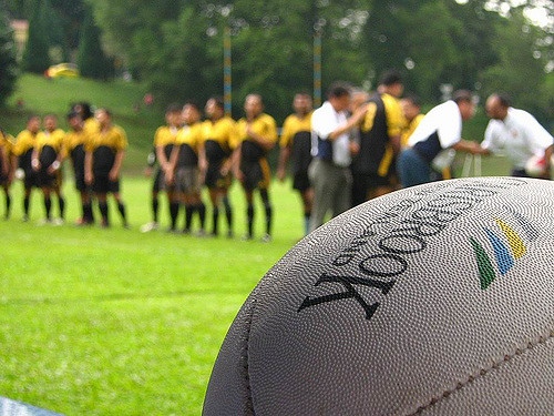 From club to varsity: boys' rugby tackles new season