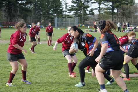 Girls' rugby remains resolute