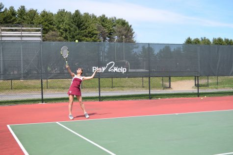 Girls' tennis plans to ace their season as a team
