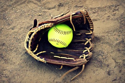Although limited to one team, softball plays to win