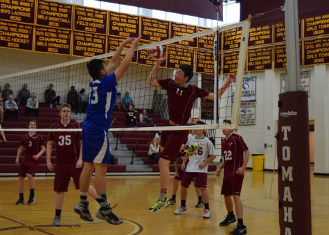Boys' volleyball setting up for success in playoffs