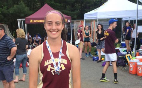 PROFILE: Senior ends varsity career with breaking a school record