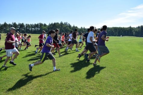 First annual Cross Country Extravaganza encourages exercise, raises funds