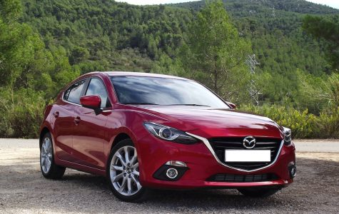 Mazda 3: teenage dream